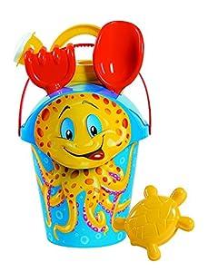 Androni Giocattoli 1306-0000 1 - juguetes para arena (Multicolor, De plástico)