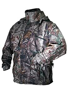 Rivers West Men's Ranger Jacket Midweight Fleece Fabric - Realtree AP, 2X