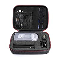 Bloomma Storage Case Portable Recorder Case fit for ZOOM H1 H2N H5 H4N H6 F8 Q8 Handy Music Recorders