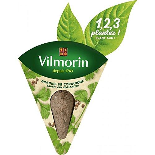 Vilmorin - 1, 2, 3 plantez ! Vilmorin Coriandre