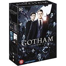 Gotham-Saisons 1 à 4