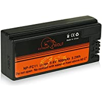 Power Batteria NP-FC10 / NP-FC11 per Sony Cybershot DSC-P2 |