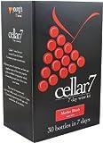 Cellar 7 Merlot Blush (Rose) 30 Bottle Red Wine Making Kit