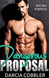 Dangerous Proposal: New Adult Suspense Romance (English Edition)
