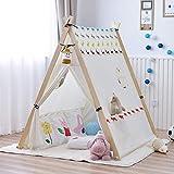 CHRRI#HOME Kinderzelt, Prinzessin Kleines Zelt Spielzeug Spiel Haus Kinderspiel Zelt Indien Zelt,B