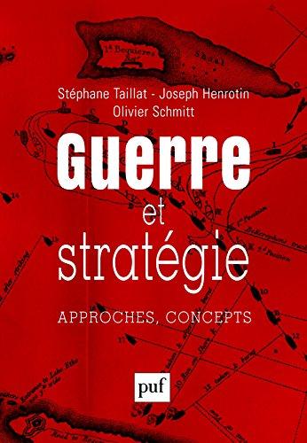 Guerre et stratégie
