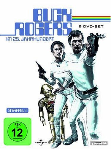 Staffel 1 (9 DVDs)