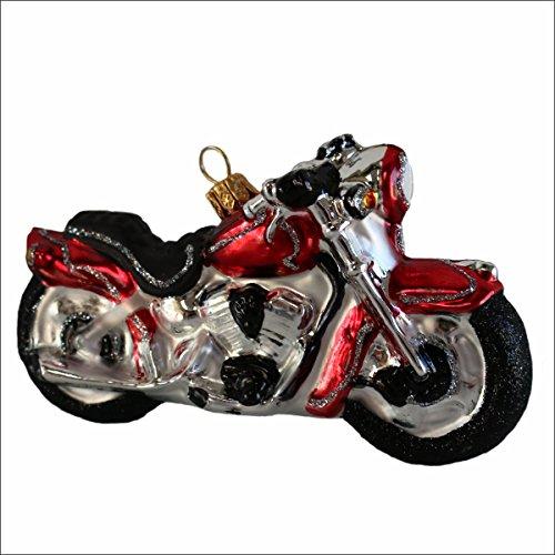 HP Glashänger Motorrad Rot   PP-0931R   5907625742214