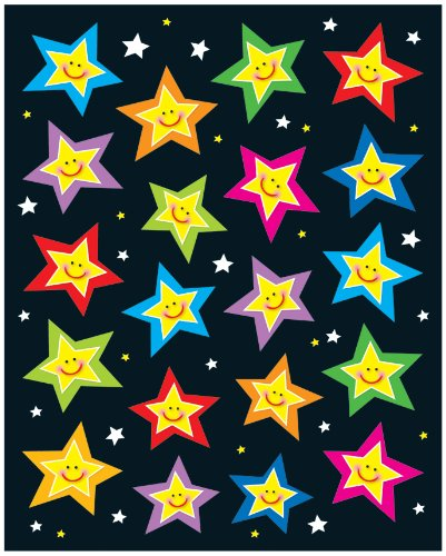 Stars Shape (Adesivo Star Shapes)