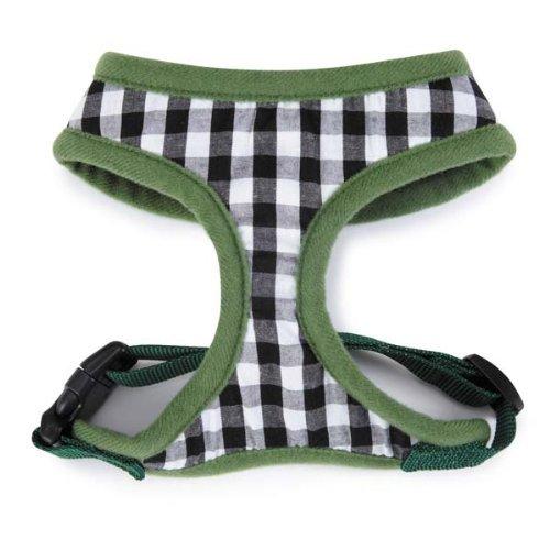 m-isaac-mizrahi-gingham-collection-dog-harness-small-green-by-m-isaac-mizrahi
