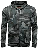 Search : Mens Game Midnight Camouflage Fleece Tracksuit | Hoodie | Zipper | Joggers