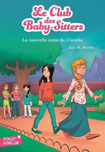 """<a href=""""/node/17391"""">Le Club des Baby-Sitters, 12 : La nouvelle amie de Claudia</a>"""