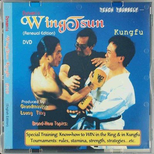 Dynamic WT, Wing Tsun im sportlichen Wettkampf auf DVD