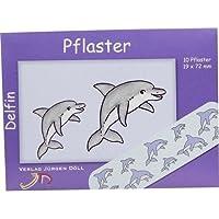 KINDERPFLASTER Delfin Briefchen 10 St Pflaster preisvergleich bei billige-tabletten.eu