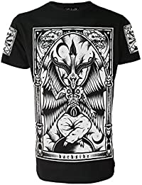 Statuette Genuine Darkside T Shirt homme Nu style gothique Occulte Satanic autres vêtements