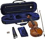 Steinbach 4/4 Geige im SET, Buchsbaumgarnitur