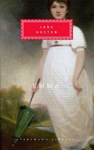 Emma (Everyman's Library Classics) by Jane Austen (1991-09-26)