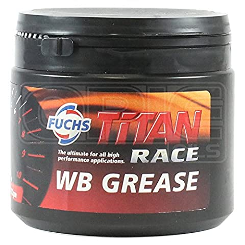 Fuchs Titan Race WB Grease - Wheel Bearing Grease - 400g