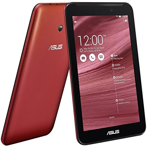 Asus Fonepad 7 FE170CG Tablet (8GB, 7 Inches, WI-FI) Red, 1GB RAM Price in India