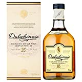 Dalwhinnie Single Highland Malt Whiskey 15 Jahre alt 0,7L