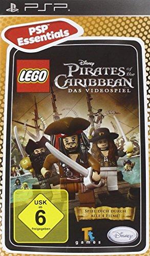 LEGO Pirates of the Caribbean [Essentials] - [Sony PSP] (Psp Pirates)