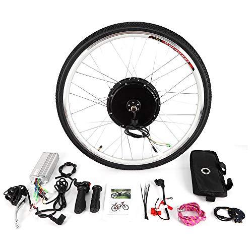 OUKANING Kit de conversión de Motores eléctricos para Bicicleta 36V 800W 28'' E-Bike Kit de conversión...