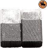 Kohlebürsten für SKIL 6490 Bohrmaschine -- 5,5x8,5x15mm -- 2.0x3.1x5.9''