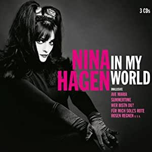 In My World Import edition by Hagen, Nina (2012) Audio CD