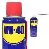 Dégrippant WD40 100 ml Nettoyant, lubrifiant. Protège humidité Corderosion