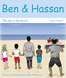 Ben and Hassan - The day at the beach