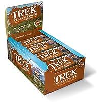 Trek Protein Energy Bar Peanut Power - Pack of 16 Bars