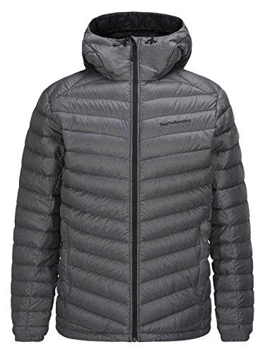 Peak Performance Frost Down Melange Liner Jacket Dk Grey Mel - L