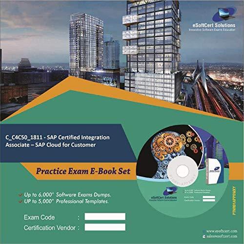 C_C4C50_1811 - SAP Certified Integration Associate - SAP Cloud for Customer Complete Exam Video Learning Solution Set (DVD)