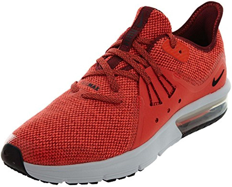 Nike Air MAX Sequent 3 (GS), Zapatillas de Running para Hombre