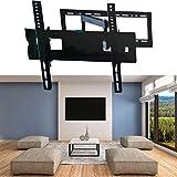 ProBache - Support TV mural pivotant et inclinable capacité 45 KG écran LCD, LED, PLASMA