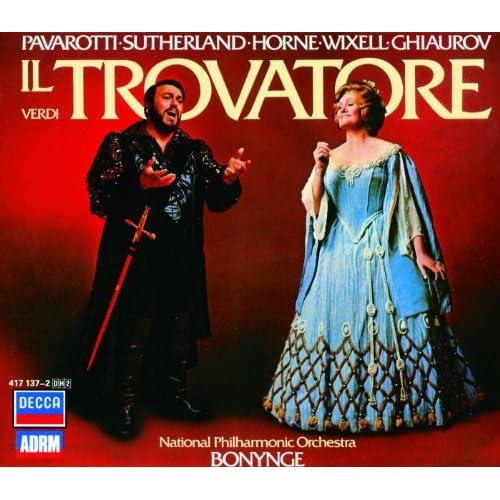 """Verdi: Il Trovatore / Act 4 - """"D'amor sull'ali rosee"""""""