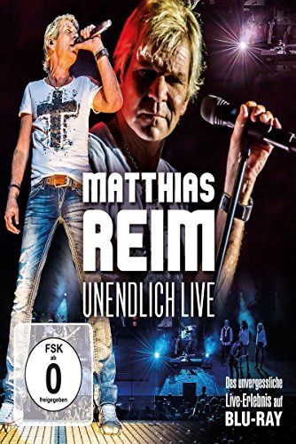 Matthias Reim - Unendlich Live [Blu-ray]