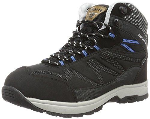 Ice Peak Wright, Baskets Basses Femme Noir - Schwarz (990 Black)