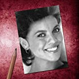 Seasons Erin Moran - ACEO Sketch Card (Signed by The Artist) #js002