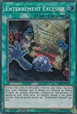 Carte YU-Gi-Oh! Enterrement Excessif : MP18-FR143 -VF/Secret Rare-