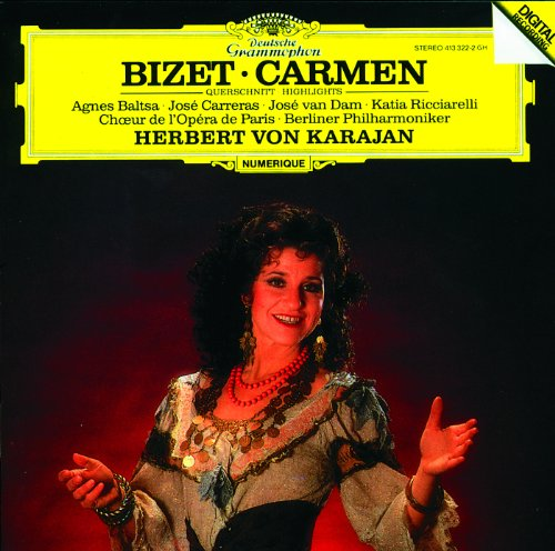 Bizet: Carmen / Act 2 - Couple...
