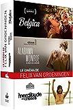 Felix van Groeningen - Coffret: Belgica + Alabama Monroe + La merditude des choses [Francia] [DVD]