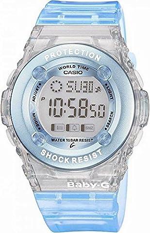 Casio Baby-G Damen- Armbanduhr Quarz