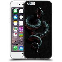 Ufficiale Christos Karapanos Il Serpente Dentro Horror 2 Cover Morbida In Gel Per Apple iPhone 6 / 6s