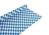 TIB 18119 - Papier-Tischdecke, Bayrische Raute