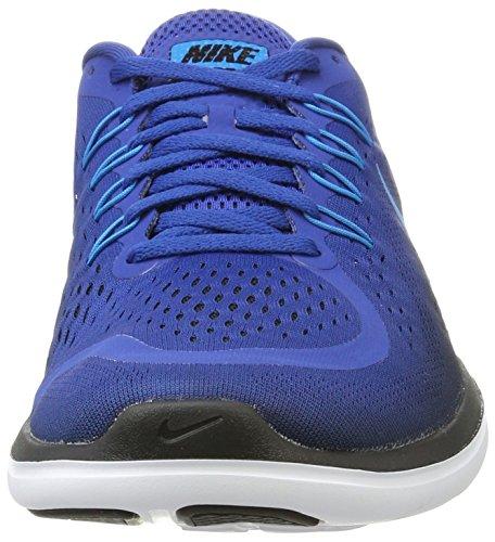 Herren RN Blau Flex black Nike white blue Orbit Gym Blue 2017 Laufschuhe Rdtq6Tw