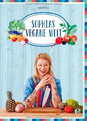 Buchseite und Rezensionen zu 'Sophias vegane Welt' von Sophia Hoffmann