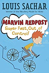 Marvin Redpost #7: Super Fast, Out of Control! (Stepping Stone Books) by Louis Sachar (2015-08-04)