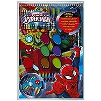 Anker spjca2Ultimate Spiderman Jumbo colorear Art Set