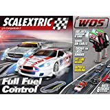 Scalextric track WOS Full Fuel Control
